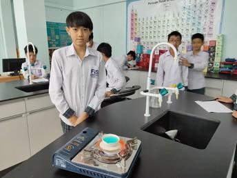 Grade 8 TK Students