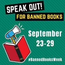 Banned Books Week with Journalism Class