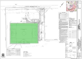 Johnsville Site Plan