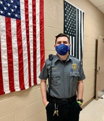 Officer Adam Vogler