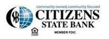 Citizens State Bank Message: