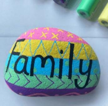 9. Gratitude Rocks!