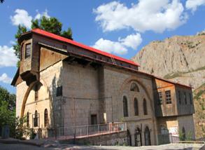 Kemaliye Houses