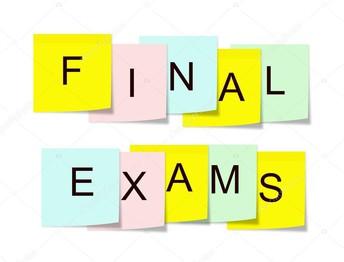 Our Final Exam