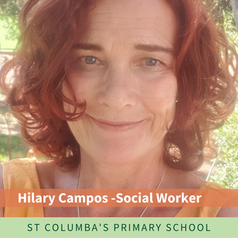 Hilary Campos - School Social Worker
