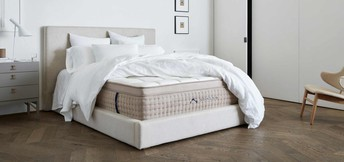 DreamCloud Mattress Reviews - In White Room