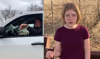 12-Year-Old Journalist Threatened to be Arrested by AZ Marshall