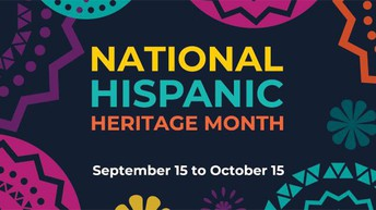 Hispanic Heritage Month...Did you Know?