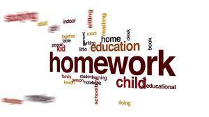 Middle School Homework Link
