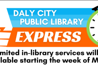 Daly City Public Library Express In-Person Services