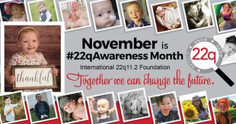 22q Awareness Month