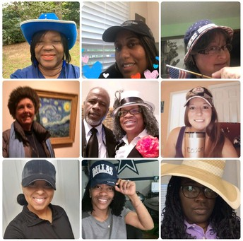 Virtual Spirit Week- Hat Day