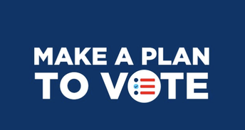 Make a Plan to Vote on Tuesday, April 6
