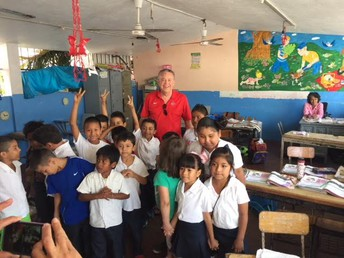 Campaign to Help Puerto Vallarta, Mexico School