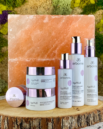 30 DAYS TO HEALTHY LOOKING SKIN WITH ARBONNE