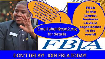 Join FBLA