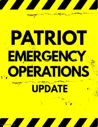 Providence Elementary Emergency Operations Update