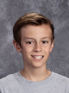 Tiger 5th Grader, Logan Gramling, Qualifies for West Austin Chamber Spelling Bee!