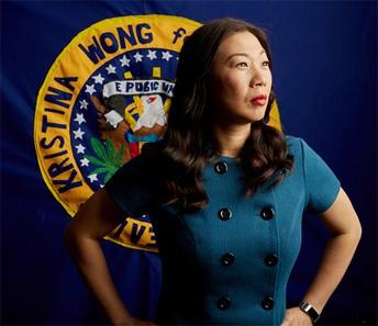 Activista del Mes: Christina Wong