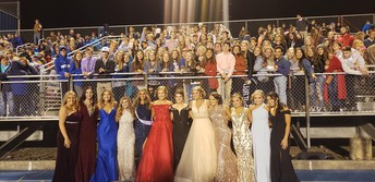 GHS Celebrates Homecoming