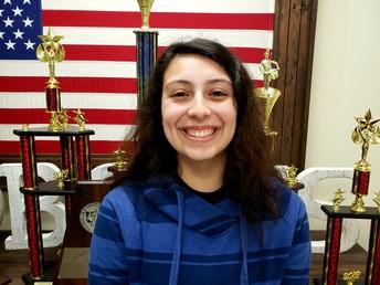 Amanda Gomez, 12th Grade