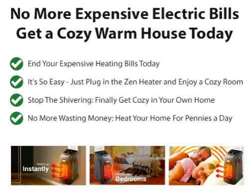 Zen Heater Reviews