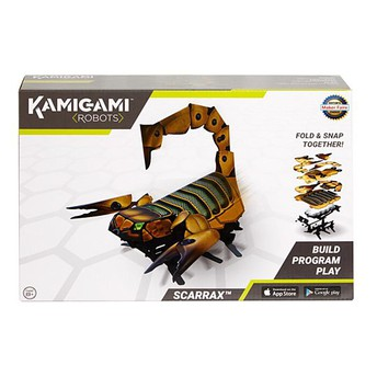 Mattel Kamigami Robot - Various Insects
