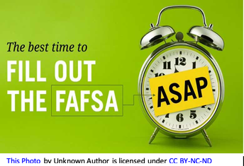 Applying for FAFSA and WAFSA