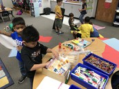 A is for Art Time!