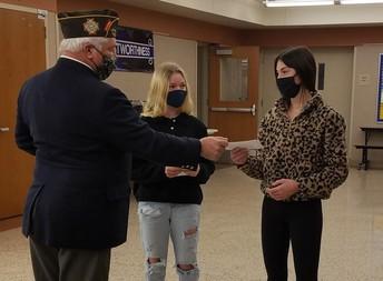 Ben Franklin Students Receive Patriot's Pen Awards
