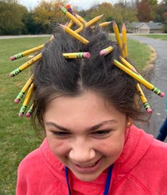 #2 pencils come in handy!