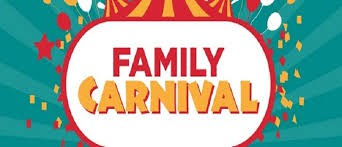 All School Family Carnival is on May 18