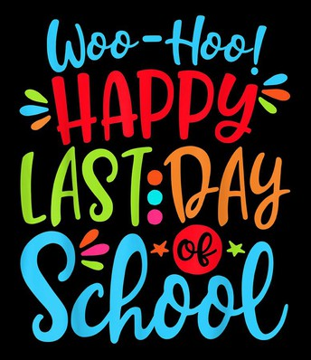 Thursday, May 27th is the last day of the 20-21 school year and early release
