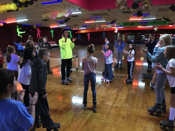 Champ's Skate Night!
