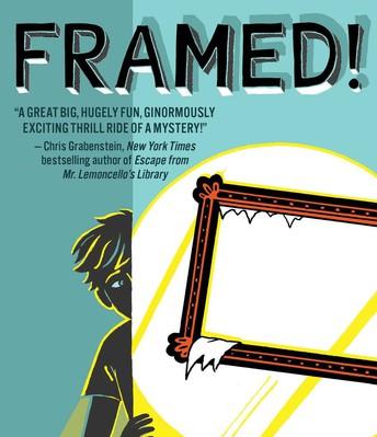 Framed: A Toast Mystery