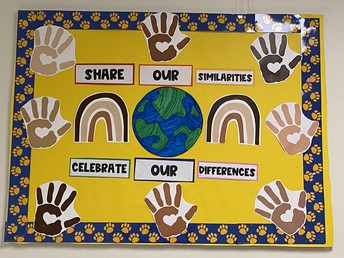 PBIS Theme: Celebrating Our Differences