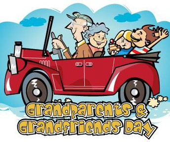 Grandfriends' Day Visits Scheduled for October!
