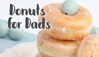 Reminder: Donuts for Dads is this Friday, January 31st, 6:45-7:30 a.m.