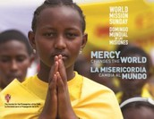 From the Principal .... Mercy changes the world!