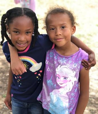 Friends at recess