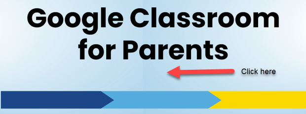 Google classroom for Parents English