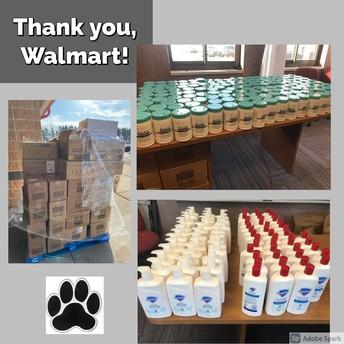 THANK YOU WALMART!!