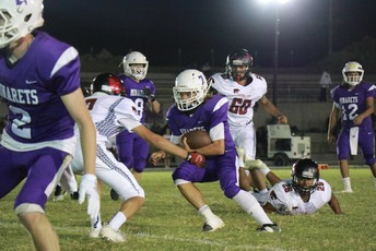 Overtime Ends in Exciting Victory for Minarets Football