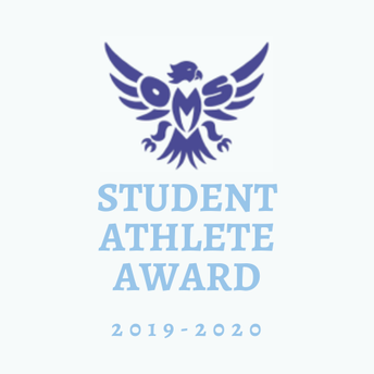 Orting Middle School Student-Athlete of the Year Awards