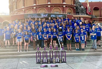 DMS Band & Choir Competition