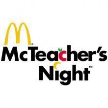 Cryar McTeacher's Night