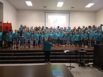 2019 Choir Fall Concert