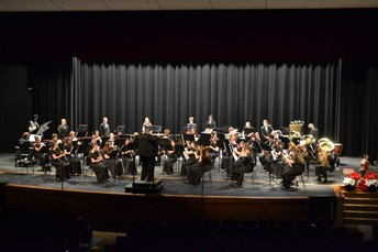 Superior Ratings, Perfect Scores: HTHS Bands Bring it Home