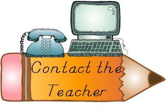 Contact the Teacher