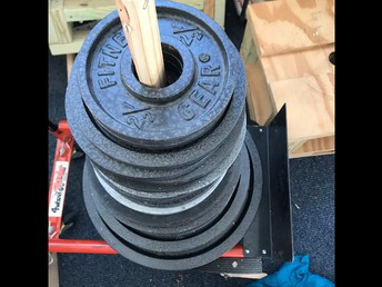 Free Weights needed for Odyssey of the Mind student team!